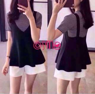 2 in 1 KNITTED TOP