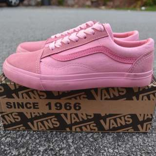VANS Oldskool all pink