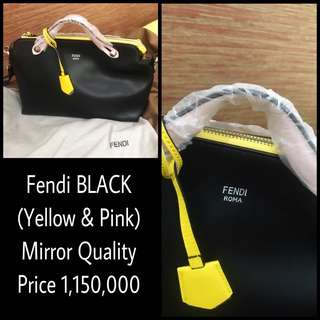 Fendi Black Mirror Quality
