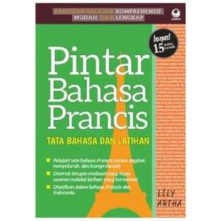 Buku Pintar Bahasa Prancis - BARU