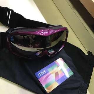 滑雪用 眼罩 Ski Snowboard Goggle 雪地眼罩 雪地眼鏡
