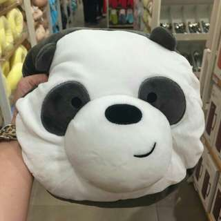 Lucu Bantal Boneka Panda ( Bare Bear Pillow )