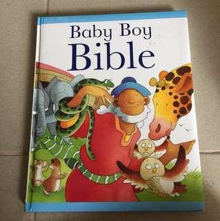 Baby Boy Bible