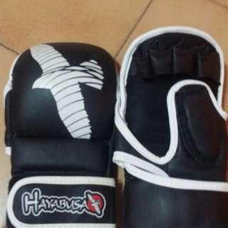 Hayabusa grappling glove