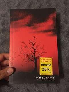 Sambungan jangan baca novel ini(seruan kedua)