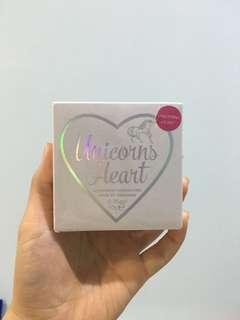 I heart makeup Unicorns Heart highlighter