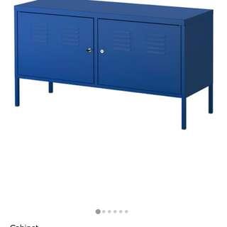Ikea PS steel cabinet