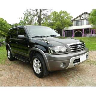 Ford 2006年 Escape 2.3 2WD XLS