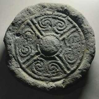 Han dynasty pottery fragments