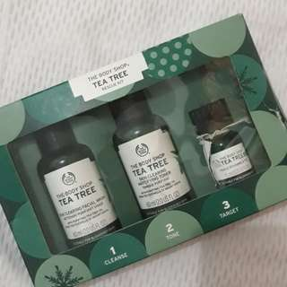 The Body Shop, Tea Tree Rescue Kit