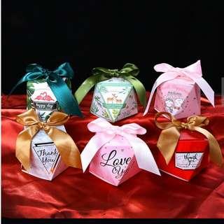 Wedding Favors/ Berkat/ Door Gifts
