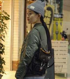 Gucci black colour backpack bag 鏈袋 背包 背囊 Prada mini wallet Backpack vintage