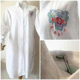 KENZO Long Shirt