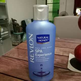 Revlon shower gel