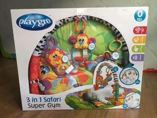 Floor Baby Gym