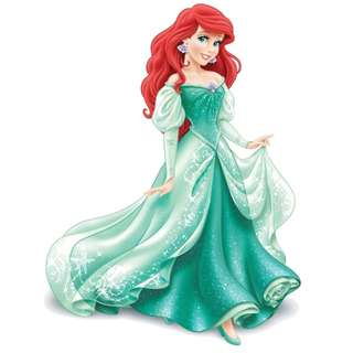 Ariel The Little Mermaid Cosplay Costume