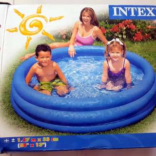 Intex -5 Feet Crystal Pool