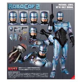 "[PO] MAFEX ""RoboCop 2"" ROBOCOP 2"
