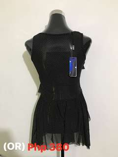 Fitted Whole Dress