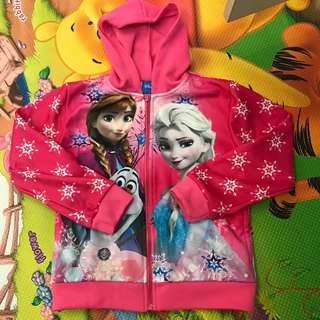 Frozen jacket