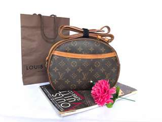Authentic Louis Vuitton Mono Blois Cross Body