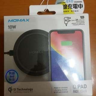 Momax 無線充電