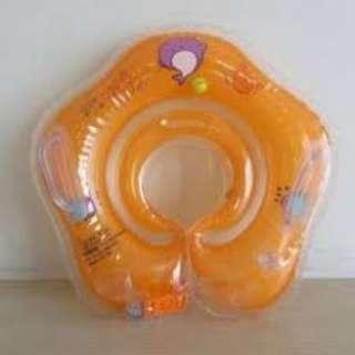 infant baby swim neck float