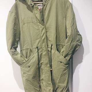 Surplus winter jacket