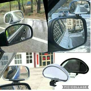 Car Safety Side Blindspot Blind Spot Rearview Mirror