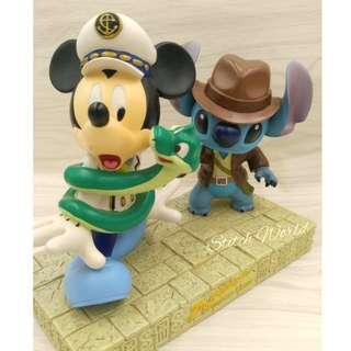 Stitch & Mickey