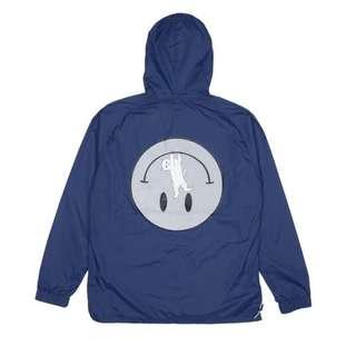 Everything Will Be OK anorak jacket Ripndip (Navy)