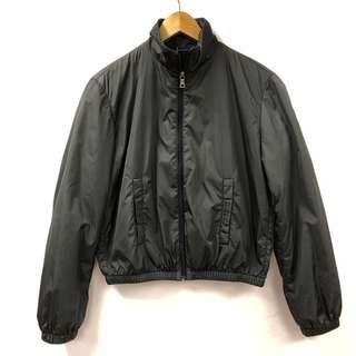 Prada polyester jacket coat cardigan size 38
