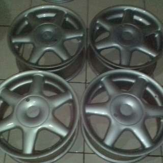 dijual velg largo made jerman ukuran 16