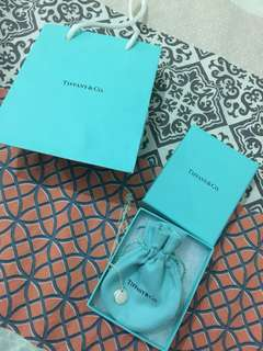 Tiffany & Co Pendant Chain