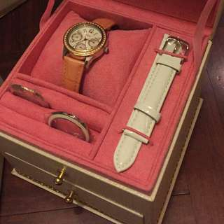 Titus Limited watch (with new belt for changing)