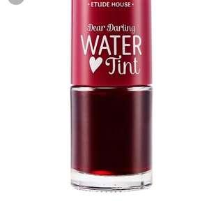 Liptint Water tint