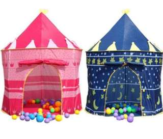 KIDS PLAYING TENT