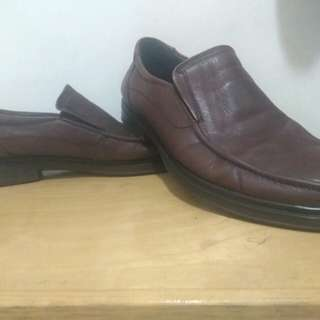 Sepatu pantofel kulit mario minardi ORI