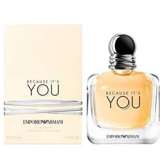 Parfum Original Giorgio Armani Emporio Armani Because It's You