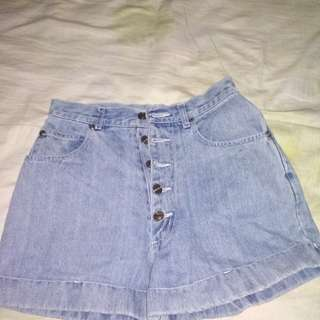 Blue Ridge Highwaist Shorts