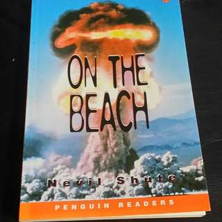 On the beach - penguin readers