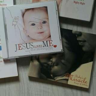 Baby music CD