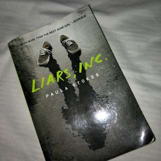 Liars Inc. by Paula Stokes