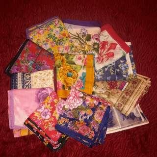 Kenzo handkerchief
