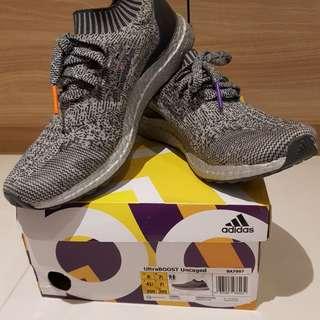 Adidas Ultra boost silver Edition