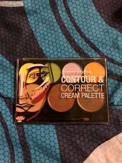 CONTOUR & CORRECT CREAM PALETTE