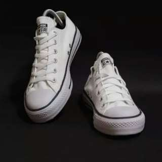 CONVERSE ALL STAR WHITE GRADE ORI