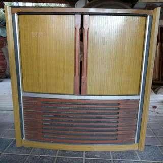 古董電視本櫃