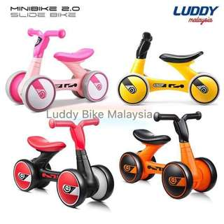🆕 Luddy Minibike 2.0