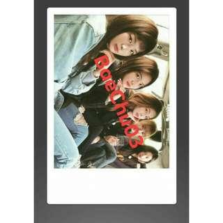 Red Velvet Polaroid Fujifilm